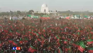 Pakistan: manifestation monstre contre le gouvernement