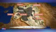 Raqqa : les jihadistes menacent d'utiliser les civils comme des boucliers en cas d'offensive