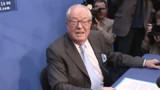 Propos sur l'Occupation: 3 mois avec sursis pour Le Pen
