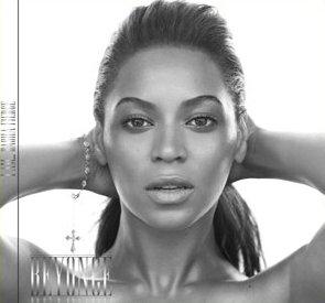 Pochette album Beyoncé