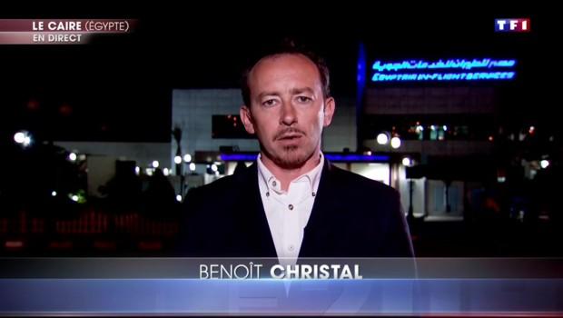 """""""La priorité est de retrouver les boîtes noires"""", Benoît Christal, envoyé spécial au Caire"""