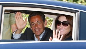 Nicolas Carla Sarkozy Cap Nègre vacances