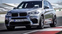 BMW X5 xDrive40d 313 ch M Sport A - 2013
