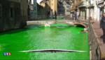 Quand des rivières françaises deviennent vertes