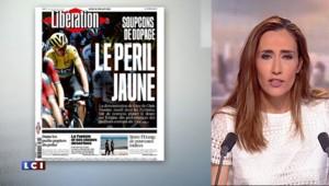 Suspicions dans la presse autour des performances du cycliste Chris Froome
