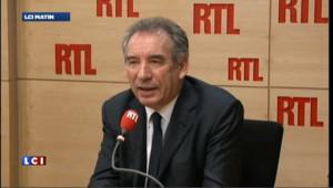 """Augmenter le smic, """"un geste symbolique qui ne changera rien"""" juge Bayrou"""