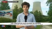 Centrale de Nogent-sur-Seine : la grève votée, pas de coupures d'électricité selon EDF