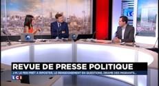 """Conflit ouvert au FN : """"Pas d'exclusion de Jean-Marie Le Pen"""" pour le secrétaire général du parti"""