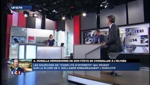 Entre possible conflit d'intérêt et comportement déplacé, Aquilino Morelle démissionne