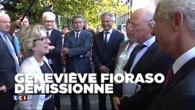 """Geneviève Fioraso démissionne pour """"raisons de santé"""""""