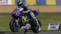 Jorge Lorenzo Yamaha Grand Prix de France 2015