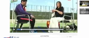 Lors d'une interview, Messi donne ses chaussures et provoque un tollé en Egypte