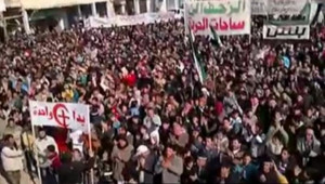 Manifestation en Syrie, 30/12/11
