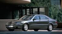MERCEDES S600 Limousine A - 2000