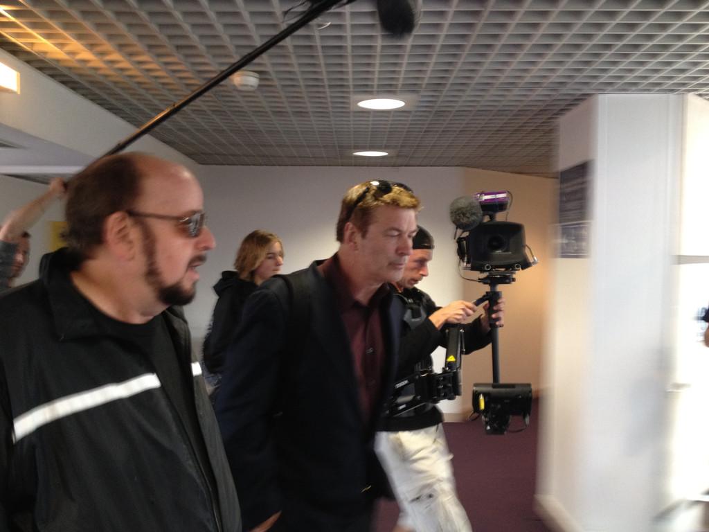Sur la Croisette pendant le Festival de Cannes 2012 - Alec Baldwin