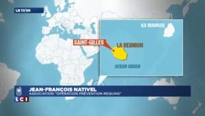 """Surfeur tué par un requin à La Réunion : """"Nos enfants jouent leur vie dans l'océan"""""""