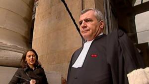 Thierry Herzog au procès Clearstream