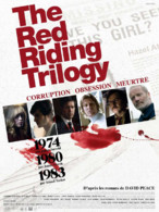 Affiche de la trilogie The Red Riding Trilogy 1974 - 1980- 1983