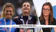 """JO 2016 : la marathonienne Christelle Daunay dit """"aller chercher la médaille"""""""