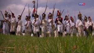Le 20 heures du 19 juin 2015 : 200 ans après, Waterloo se prépare à revivre la défaite de Napoléon - 1833