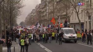 Le 20 heures du 9 mars 2015 : RSI : la colère des indépendants - 561.4200000000001