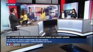 Le zoom éco de Magali Boissin : Coûteuse facture polémique à 130 000 euros pour la CGT