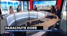 """Parachute doré du patron d'Alcatel : """"C'est beaucoup trop"""""""
