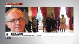 """Rapport Moreau sur les retraites : """"Il n'y a pas de surprise"""", pour la CGT"""