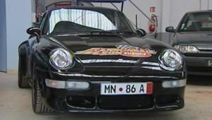 TF1/LCI : La Porsche saisie après un rodéo sur l'A6