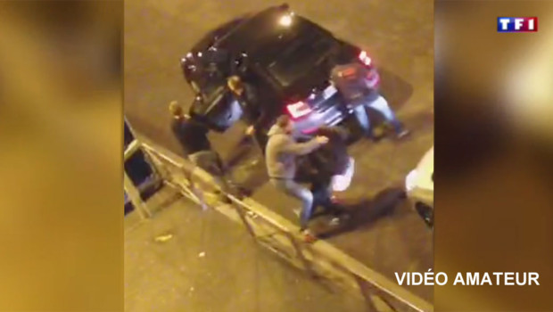 Arrestation musclée et filmée à Chanteloup-les-Vignes
