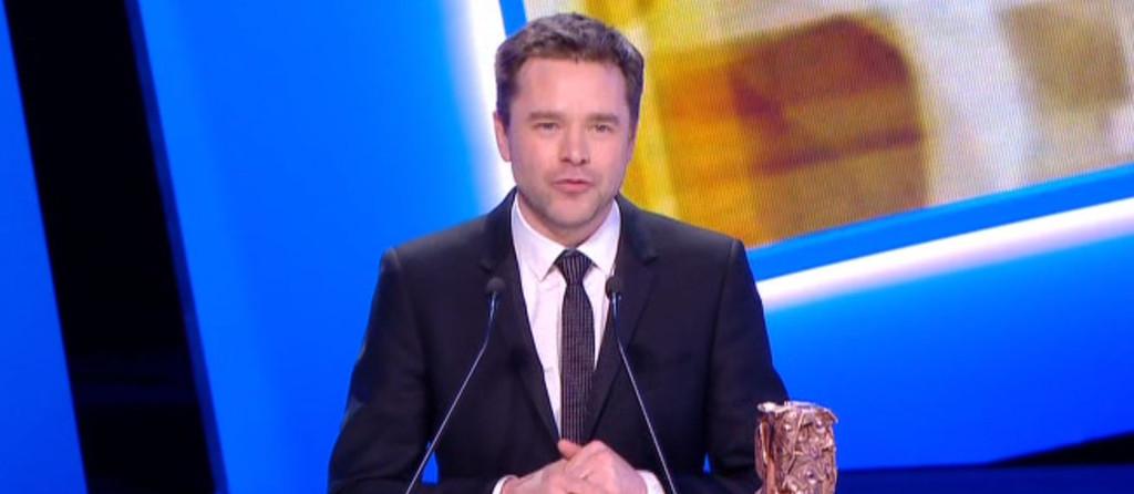 Guillaume de Tonquedec, César 2013 du Second rôle masculin.