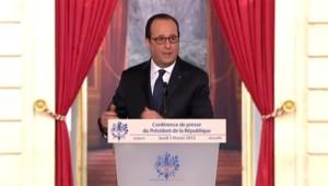 """Hollande : création d'une agence de développement économique sur les territoires """"le plus rapidement possible"""""""