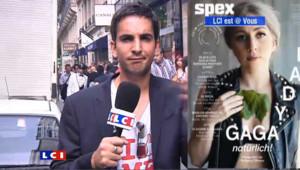 """""""Lady Gaga unique, excentrique, la plus belle, la meilleure !"""" dans OMG ! La Minute people"""