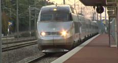 Le 20 heures du 18 octobre 2014 : La rentabilit�u TGV remise en question par la Cour des comptes - 624.1795549621582