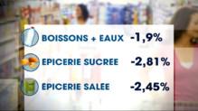 Le 20 heures du 20 octobre 2014 : Baisse des prix dans la grande distribution : une (vraie) bonne nouvelle ? - 478.46011918640147