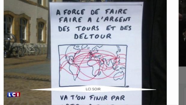 LuxLeaks : les internautes derrière Antoine Deltour