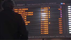 SNCF : le chantier des nouveaux horaires