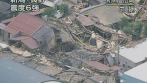TF1/LCI Le Japon touché par un violent séisme