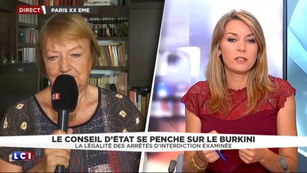 """Arrêté anti-burkini : """"De vrais abus de pouvoir"""" pour la Ligue des droits de l'Homme"""