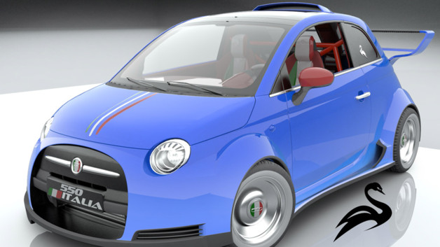 Fiat 550 Italia Concept