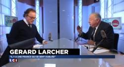 """Gérard Larcher : """"Il y a une France qui se sent oubliée"""""""