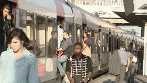 Incident sur le RER B.