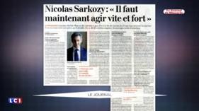 Brexit : vers un nouveau traité européen pour Nicolas Sarkozy