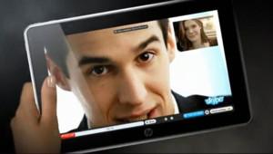 La Slate de HP, concurrent de l'iPad d'Apple