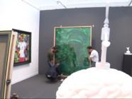 Le 20 heures du 24 octobre 2014 : FIAC 2014 : l'art contemporain ne conna�pas la crise - 1952.964464111328