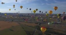montgolfières ballons lorraine record monde