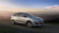 Photo 1 : Nouveau Mazda5 : la vague à l'âme