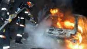 pompiers strasbourg incendie voiture afp