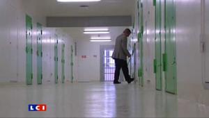 prison couloir cellule
