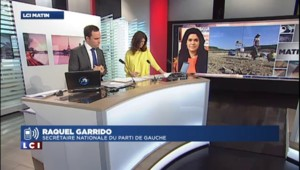 """Raquel Garrido, parti de gauche : Cazeneuve """"doit démissionner"""""""